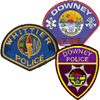 Downey Police and Fire