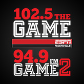 W235BW - The Game 2 94.9 FM